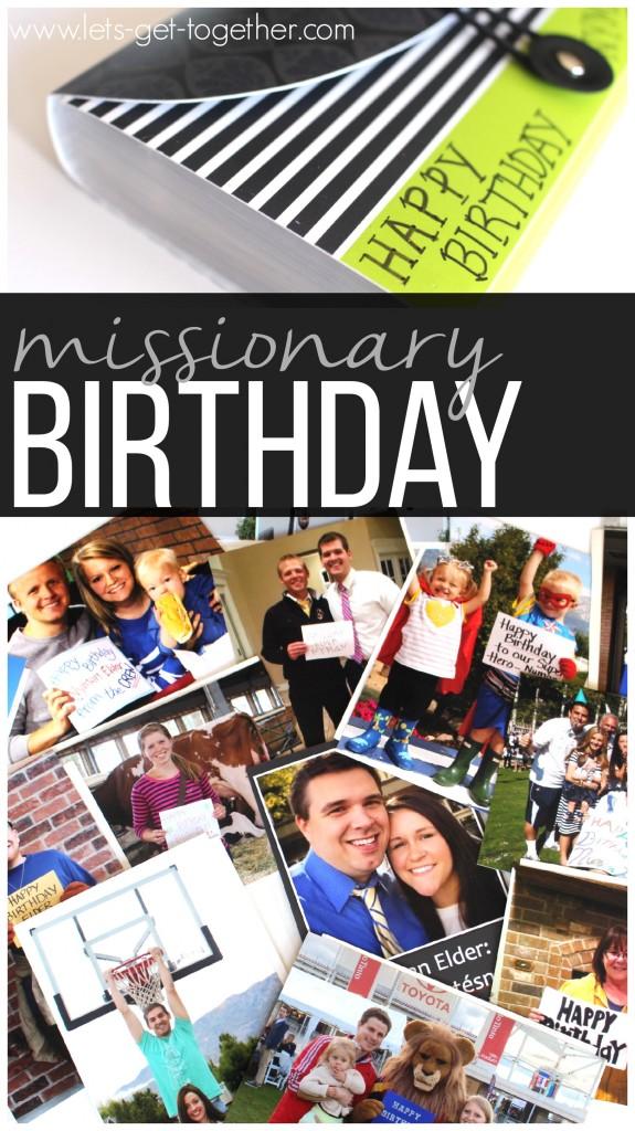 Missionary Birthday