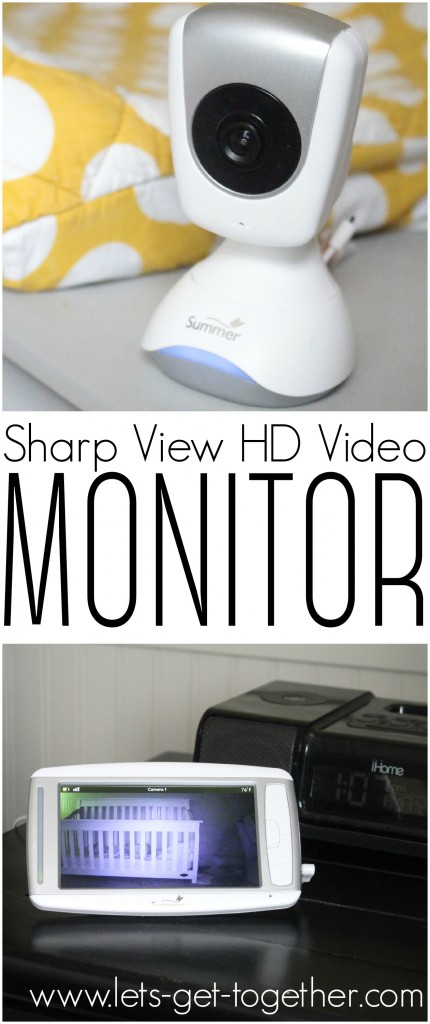 Sharp View HD Video Monitor