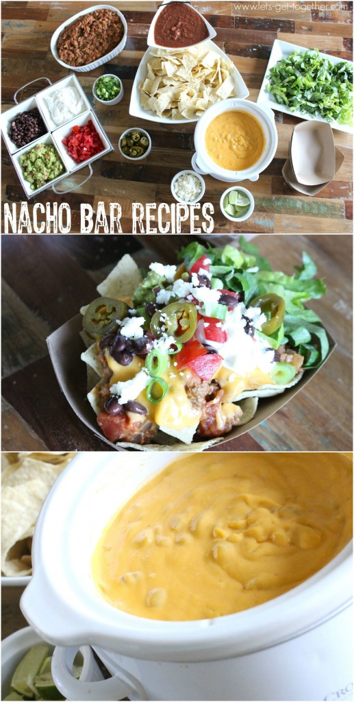 Nacho Bar from Let's Get Together