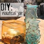 DIY: Nautical Jar
