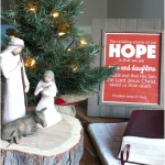 Studying Christ to Get Ready for Christmas: A Family Study Project
