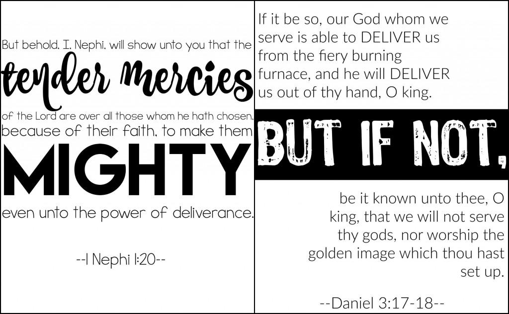 Ponderize Nephi Daniel
