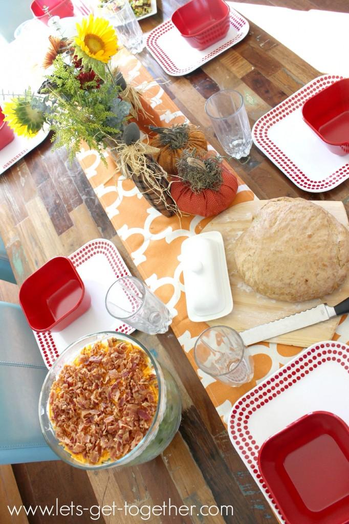Soup Swap Table