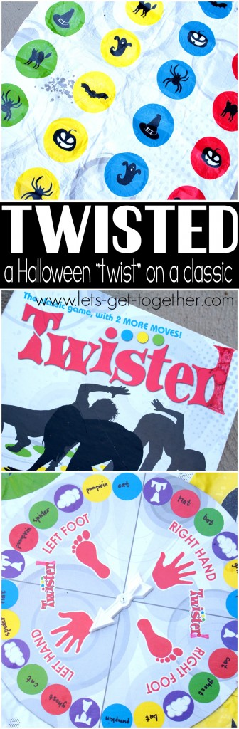 Twisted from Let's Get Together