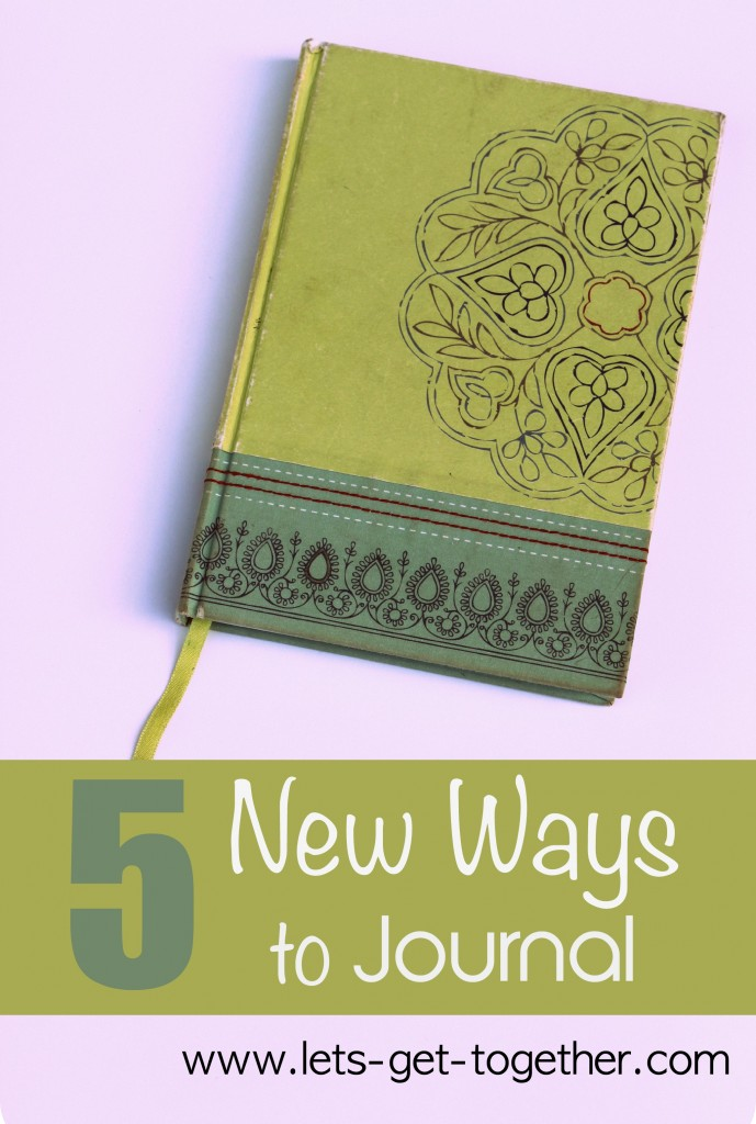 Vertical Journal 5 Ways