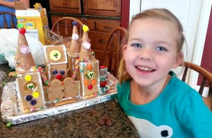 Gingerbread Houses – A Family Tradition